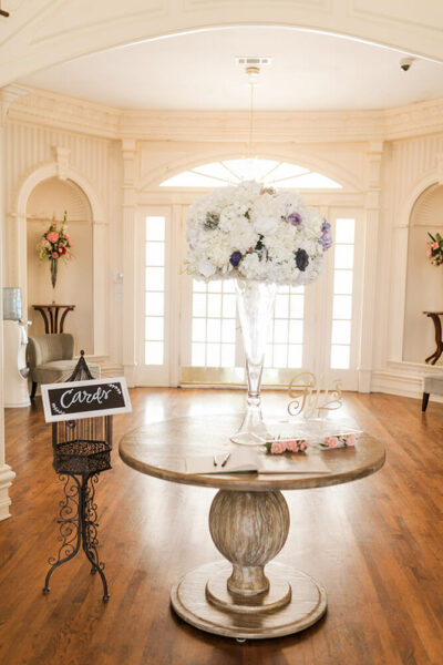 covid inspired wedding favors, DFW wedding venue