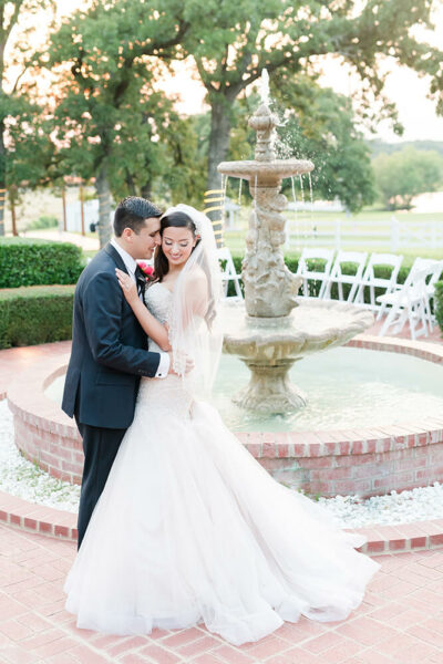 DFW Mansion Wedding