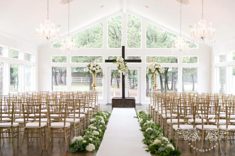 North Texas Wedding Venue