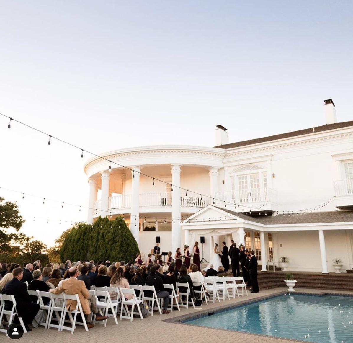 Burleson Outdoor Wedding Venue